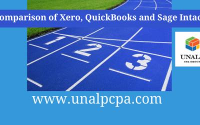 Comparison of Xero, QuickBooks and Sage Intacct for Nonprofits