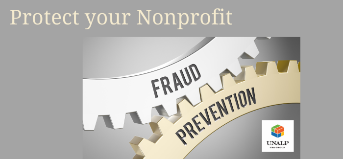 Fraud within Nonprofits Sadly Commonplace – Outsourcing Accounting Serves as a Strong Prevention Measure