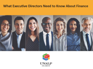 , Enjoy your copy of 'What Executive Directors Need to Know About Finance'